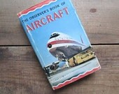 Airplanes The Observers Book of Aircraft Vintage Aviation 1970