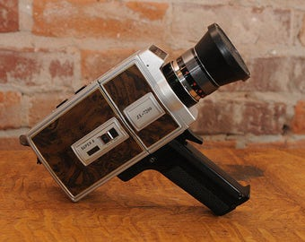 Emdeko Super 8 Movie Camera