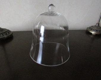Large Glass Cloche/ Bell Jar ECS