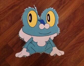 Pokemon Pinata ( Froakie )