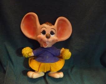 Roy Des of Florida Big Ear Mouse Bank.