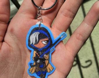 Ana Overwatch Keychain FREE SHIPPING
