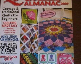 Quilt Almanac 2009