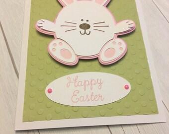Easter Bunny 5x7 Card