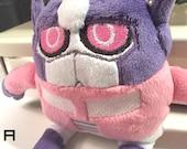 Valentine's Optimus Plush - A -
