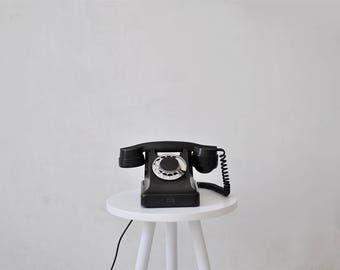 Vintage  soviet rotary phone