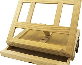 Marquis Artists Desk Easel By Art Alternatives