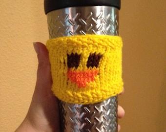 Feelin' Ducky Coffee Cozie