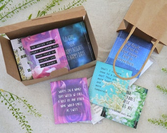 Shakespeare Tea Gift Set