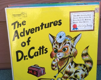 Dr catts kids vinyl