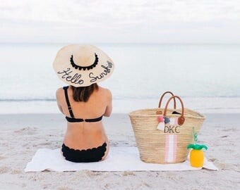 Hello Sunshine Honeymoon Hat™