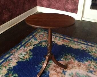 Vintage Dollhouse Side Table