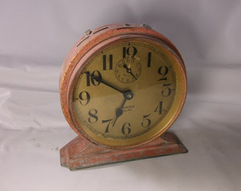 Big Ben Alarm Clock Working Westclox In Great Condition.epsteam
