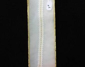 St. Petersburg Bracelet pearl/gold