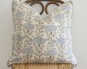 20x20 Lisa Fine Textiles Pillow Cover