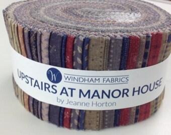Upstairs at Manor House