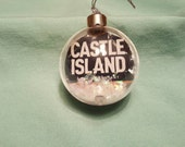 Beer Ornament: Castle Island