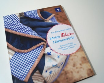 My 1st book of my favorite sewing designs
