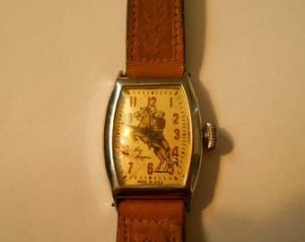 Roy Rogers character watch 1950
