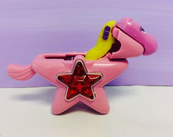 Sweet Secrets Toy, Sweet Secrets Horse, Star Jumper, Sweet Secrets Animals, Transforming Jewelry,Star Shaped,Galoob Toys, Vintage 1980s Toys