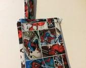 Spider-Man Zipper Pouch, ...