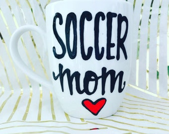 Soccer mom- Best Coach Ever- Gifts for Coach- Softball Coach- Soccer Coach- Soccer Coach Gift- Gifts for coaches- Coaches Coffee Mug- l