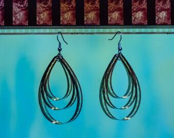 Hoop Earrings, Music art, Sound art, Musicians, Music lovers