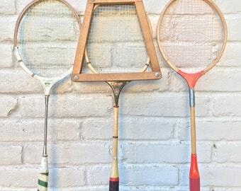 Wood Rackets