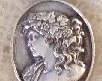 20% OFF Use Coupon Code SUMMER17 SILVER pendant. Believed to be Victorian