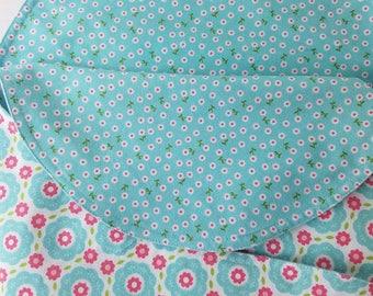 Double Flannel Baby Receiving Blanket