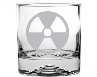 The Incredible Hulk Etched Rocks Glass Personalized