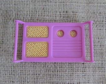 Barbie Serving Tray, Barbie Trays, Vintage Barbie Items, Old Barbie Serving Tray, Vintage Barbie, Barbie Toys, 1982 Barbie Tray