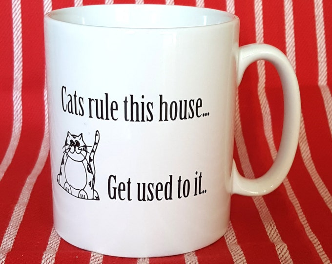 Cats Rule This House