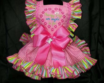 Therapy Dog Harness Dress