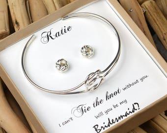 Wedding Bracelet Bridal Crystal bracelet  Rose Gold silver Wedding Bridal Jewelry Bracelet bridesmaid gifts set