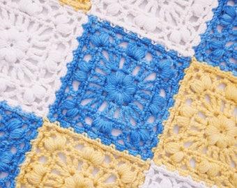 The Aven Square Crochet Pattern PDF
