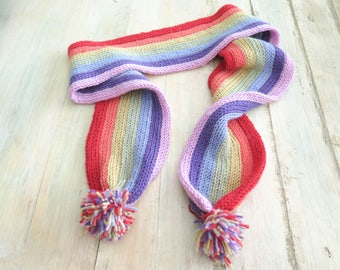 Vertical Striped Scarf Knitting Pattern : KNITTING PATTERN Baby Blanket Knitting Pattern 8 ply Yarn