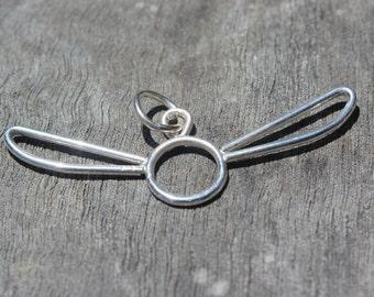 Golden (Silver) Snitch Pendant