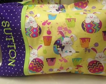 Easter Pillowcase