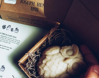Little Owl Soap.