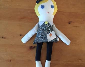 Blonde doll Magdallena blonde doll