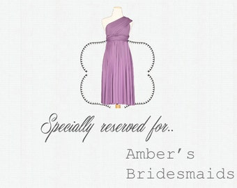 7b1cbbcd789 Specially reserved for Amber s Bridesmaids  Combined shipping