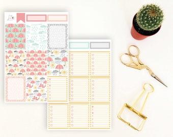 RAINY DAYS Weekly Kit