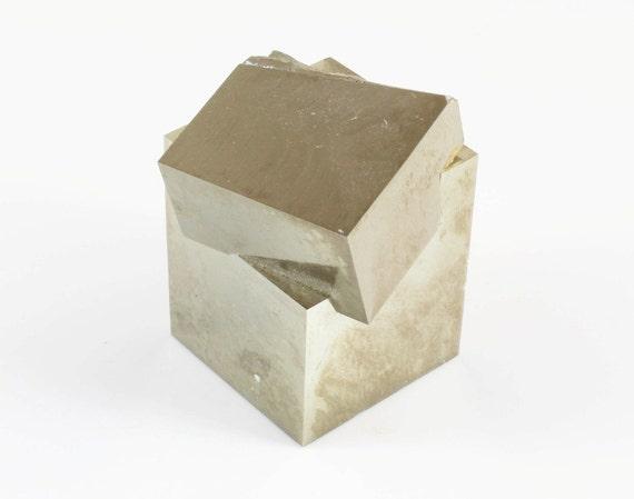 Pyrite Cube Specimen, Pyrite Cube Cluster, M-520