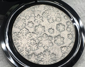 Platinum Angel Pressed Highlighter Face & Eye Highlight Powder