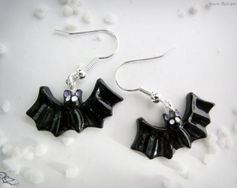 Earrings Kawaii*Bats