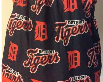 A beautiful Detroit Pillowcase Dress