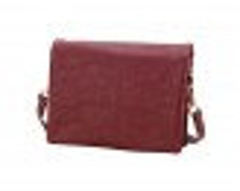 Faux Leather Crossbody Purse.  Includes FREE Momogramming