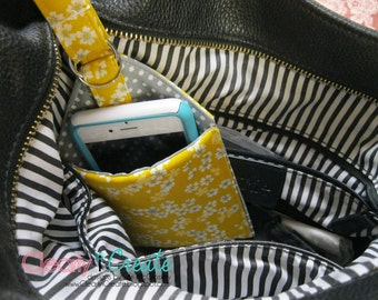 X large Phone Holder, Cell Phone Bag, iPhone holder, Cell Phone Holder, Cell Phone Stand, Cellphone bag, Cell phone Purse, Cell Phone Pouch
