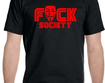 F Society, Mr Robot T-Shirt